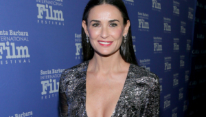 Demi Moore Hd Wallpaper
