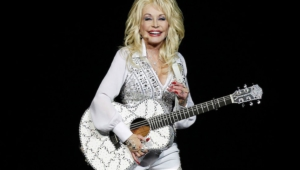 Dolly Parton For Desktop