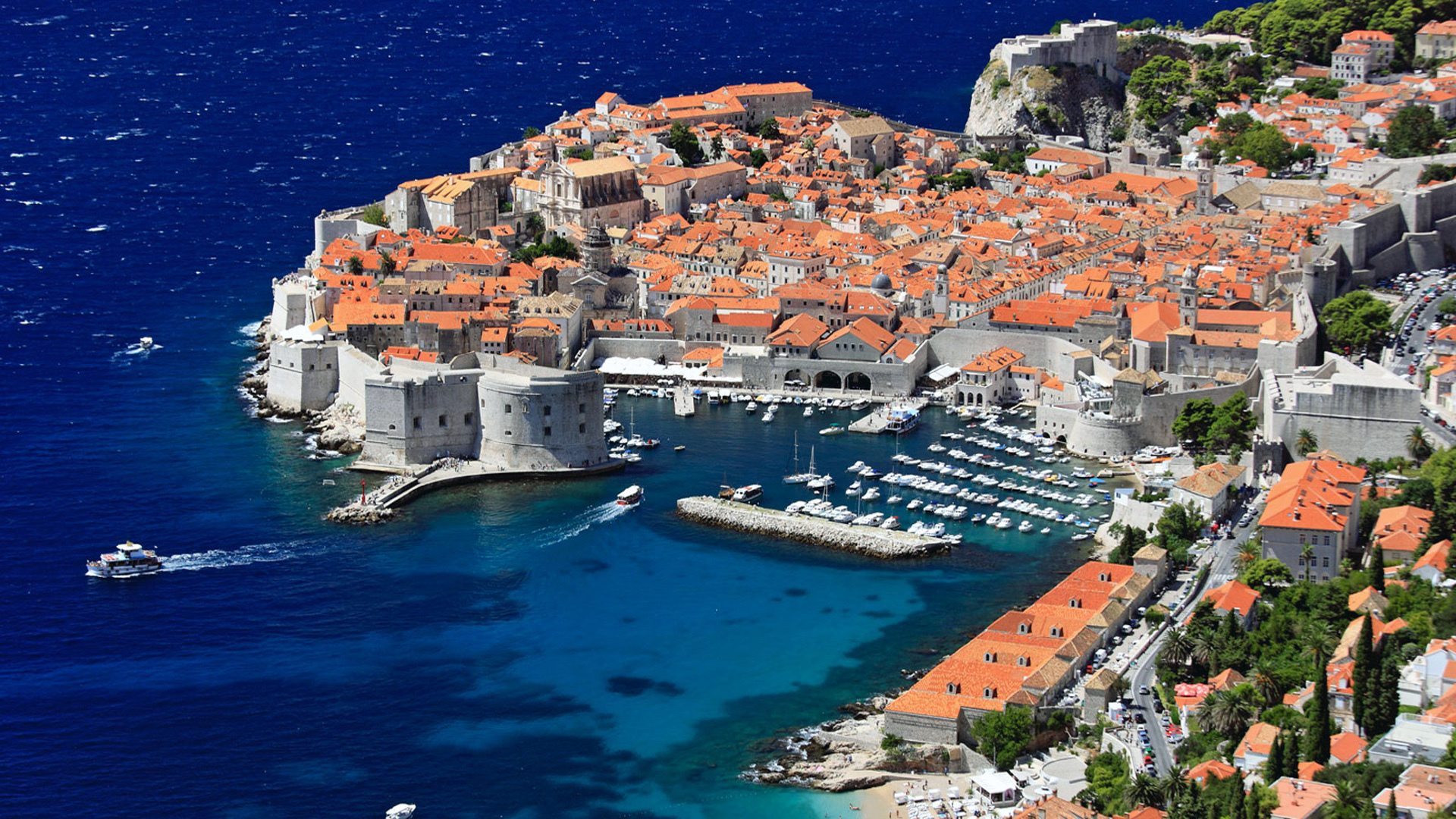 Dubrovnik Wallpapers Images Photos Pictures Backgrounds