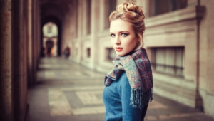 Eva Mikulski Hd Wallpaper