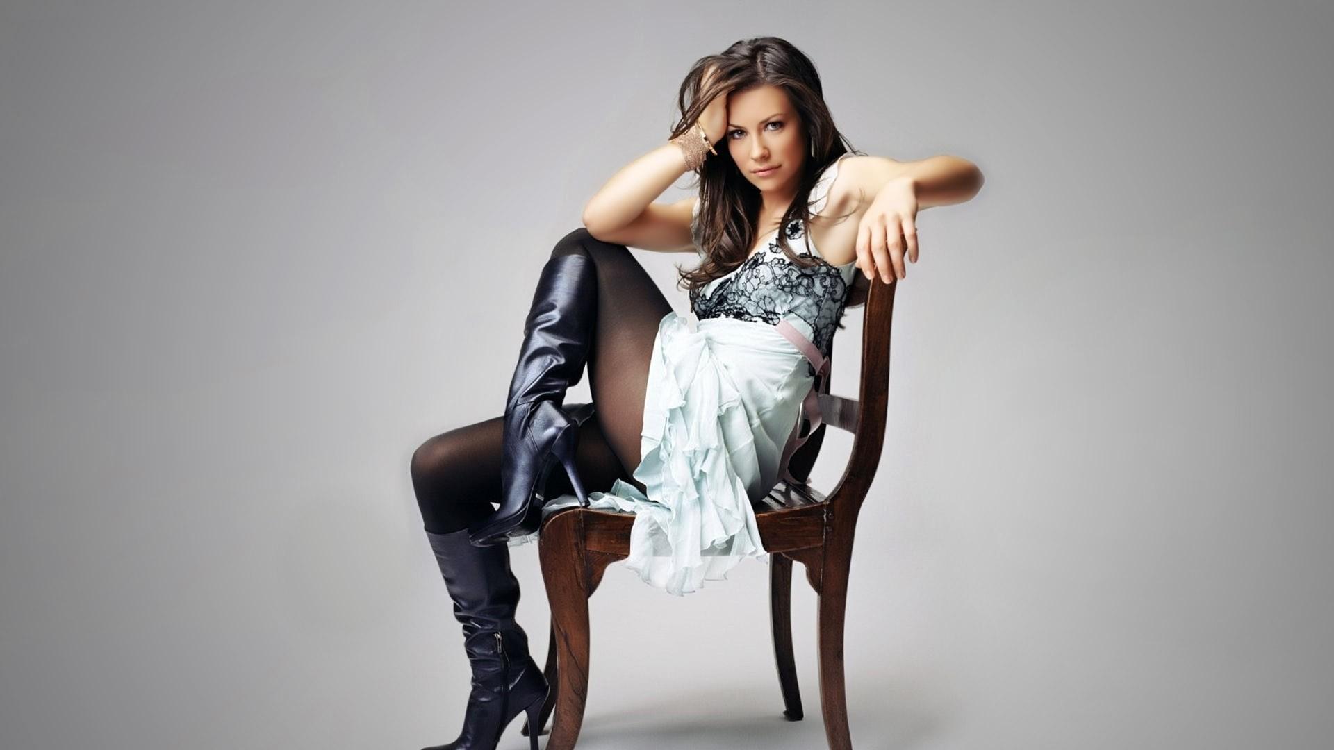 Evangeline Lilly Screenshots