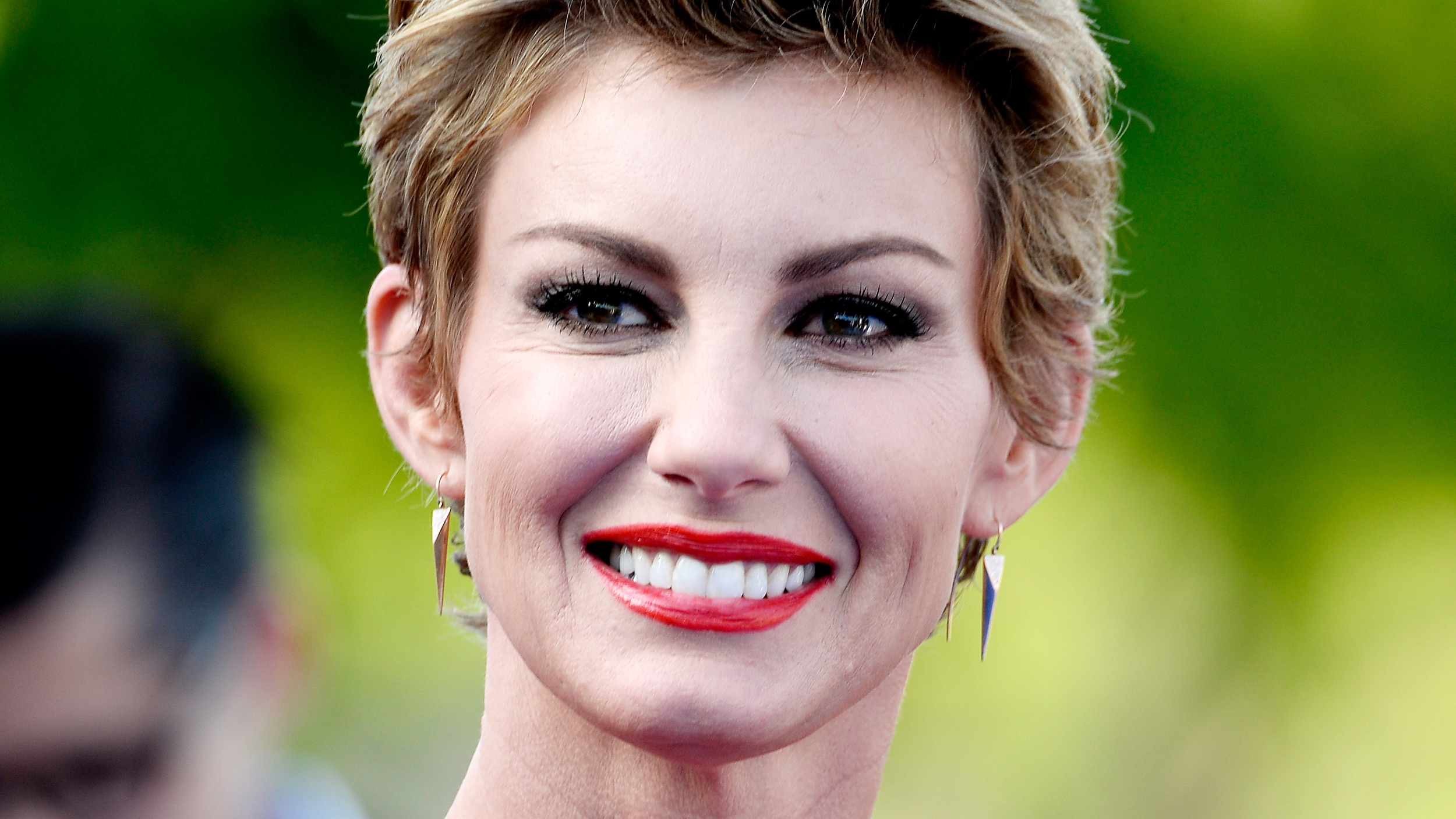 Faith Hill's daughter is basically her twin