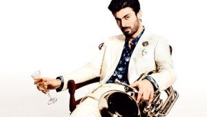 Fawad Khan Computer Wallpaper
