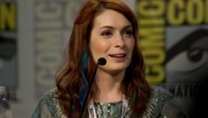 Felicia Day Widescreen