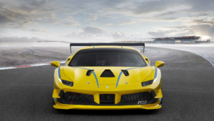 Ferrari 488 Challenge Wallpapers Hd