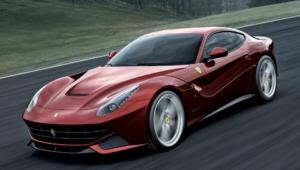 Ferrari F12berlinetta Hd Background