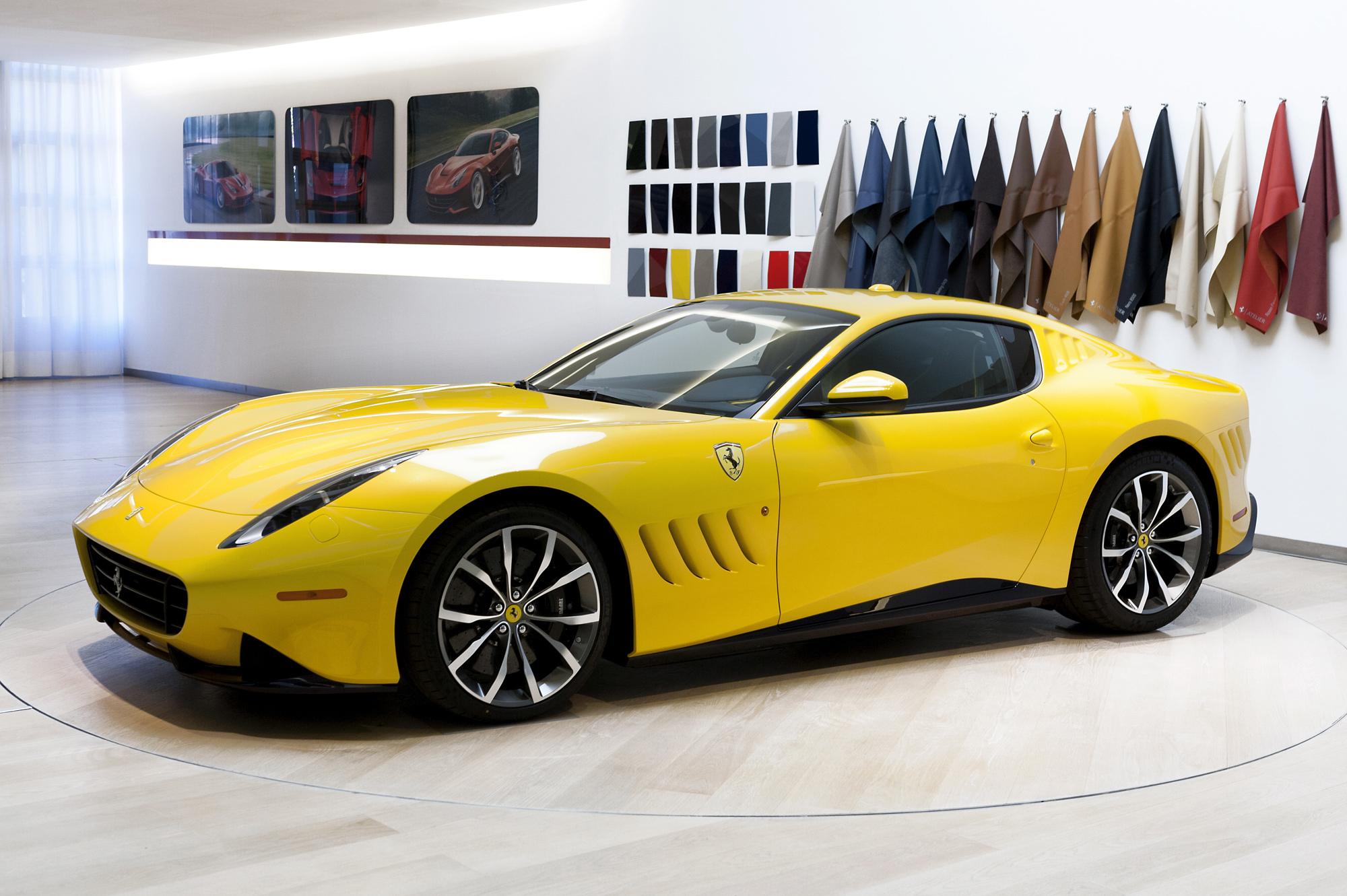 Ferrari Sp 275 Rw Competizione Wallpaper