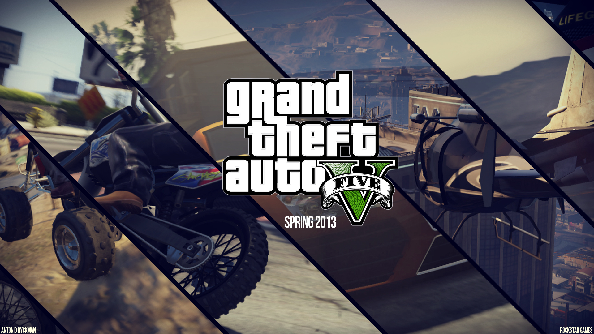 Grand Theft Auto V Wallpapers Images Photos Pictures ...