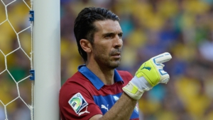 Gianluigi Buffon Widescreen