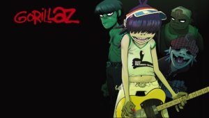 Gorillaz Computer Wallpaper