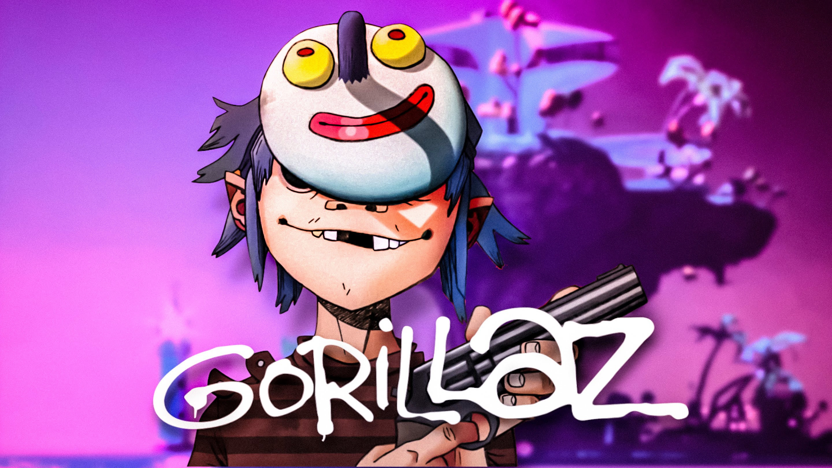 download wallpaper gorillaz desktop - photo #15