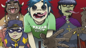 Gorillaz High Quality Wallpapers