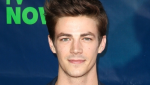 Grant Gustin Hd Wallpaper