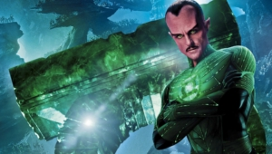 Green Lantern 4k