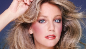 Heather Locklear Hd Background