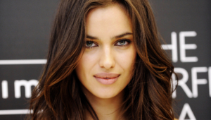 Irina Shayk Background