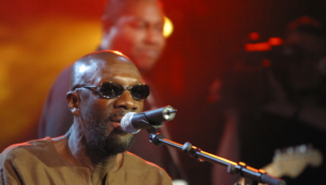 Isaac Hayes Background