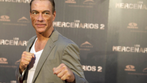 Jean Claude Van Damme High Definition