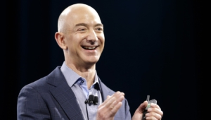 Jeff Bezos Desktop Wallpaper