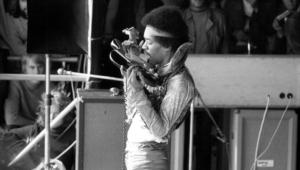 Jimi Hendrix Images