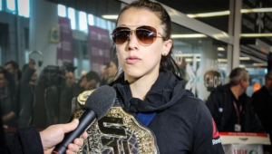 Joanna Jedrzejczyk For Desktop Background