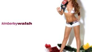 Kimberley Walsh Hd Background