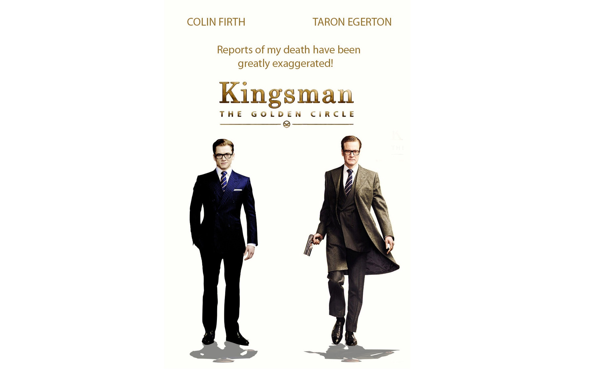 Kingsman The Golden Circle Wallpaper: Kingsman: The Golden Circle Wallpapers Images Photos