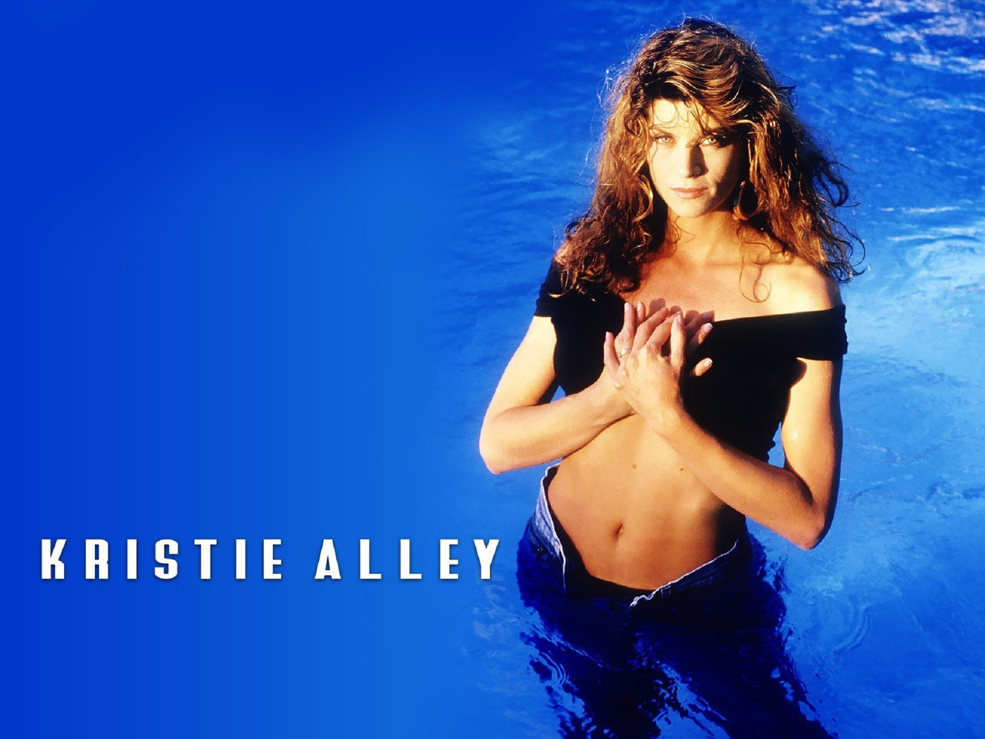 Nude pictures of kirstie alley