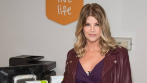 Kirstie Alley Wallpaper