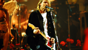 Kurt Cobain Photos