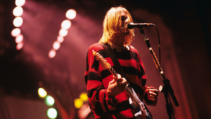 Kurt Cobain Full Hd