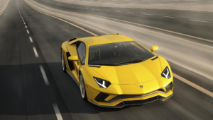 Lamborghini Aventador S High Definition Wallpapers