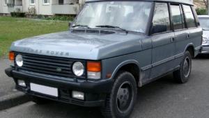 Land Rover 4k