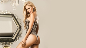 Lina Posada Wallpaper