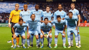 Manchester City Background