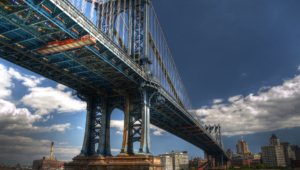 Manhattan Bridge High Quality Wallpapers