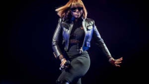 Mary J Blige High Definition