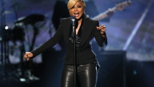 Mary J Blige Widescreen