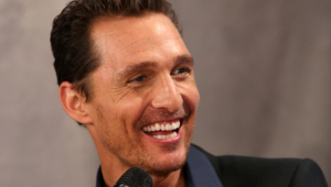 Matthew Mcconaughey Hd Background