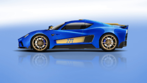 Mazzanti Evantra 771 Wallpapers Hd