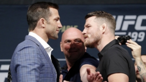Michael Bisping Pictures