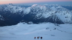 Mount Elbrus Background