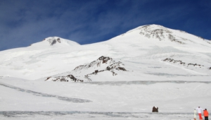 Mount Elbrus Hd