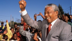 Nelson Mandela Widescreen