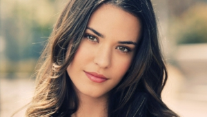 Odette Annable Makeup