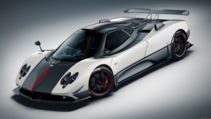 Pagani Zonda Wallpapers Hd