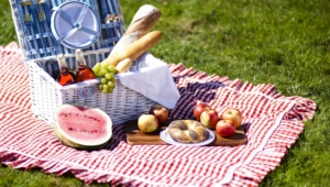 Picnic Hd Wallpaper