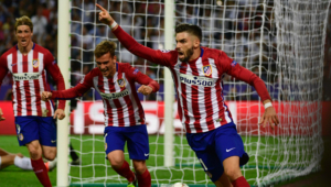 Pictures Of Atletico Madrid