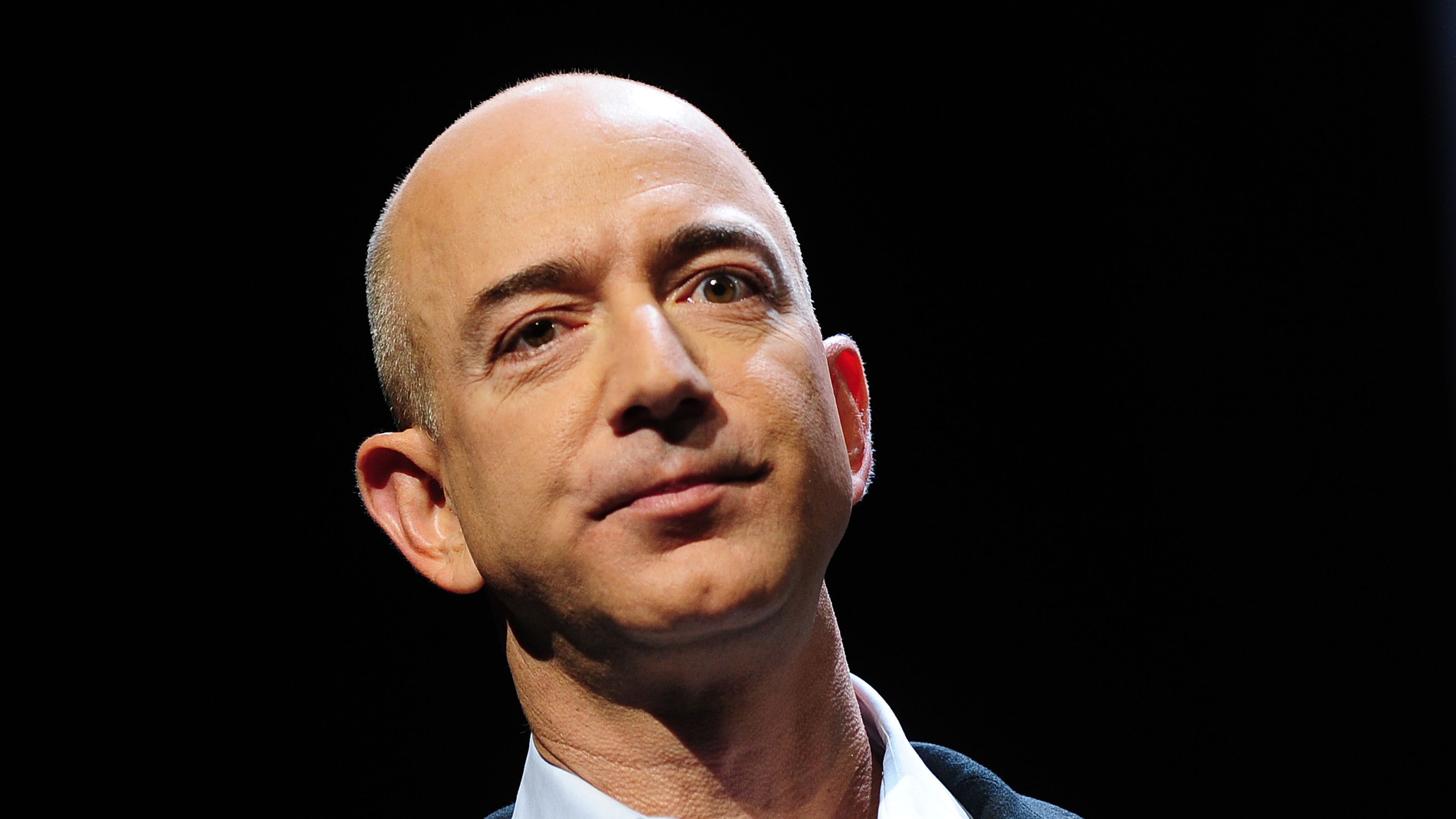 jeff bezos the founder of amazoncom essay On friday, amazon founder and ceo jeff bezos became the richest person in the world.