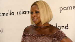 Pictures Of Mary J Blige
